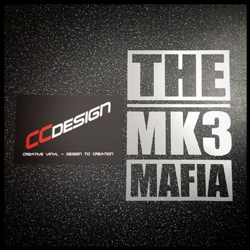"""OFFICIAL"" THE MK3 MAFIA - 120mm or 330mm"